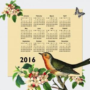 2016-calendar-vintage-bird